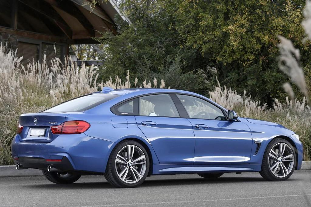 4 Series Gran Coupe >> Bmw 4 Series Gran Coupe 2014 Review Www Carsales Com Au