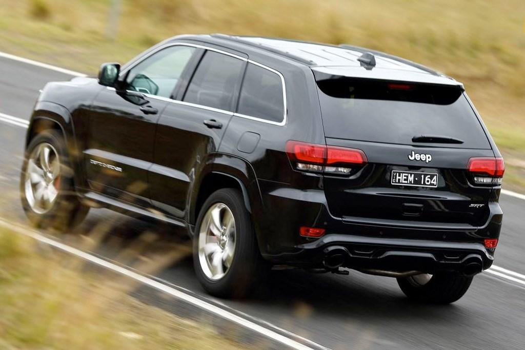Jeep Grand Cherokee SRT 2014 Review - www carsales com au