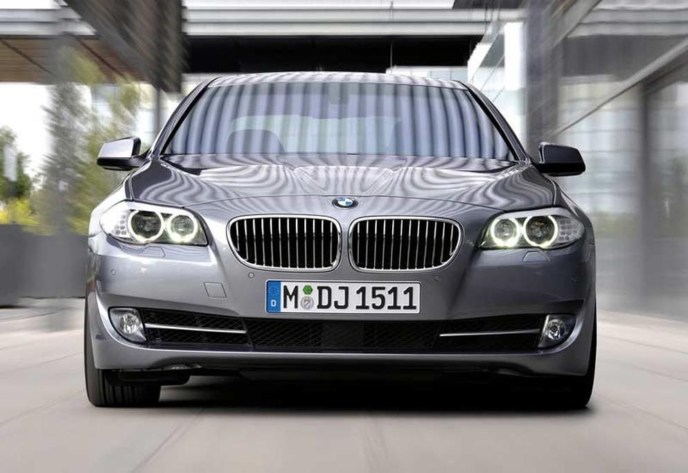 BMW 535i: Launch Review - www carsales com au