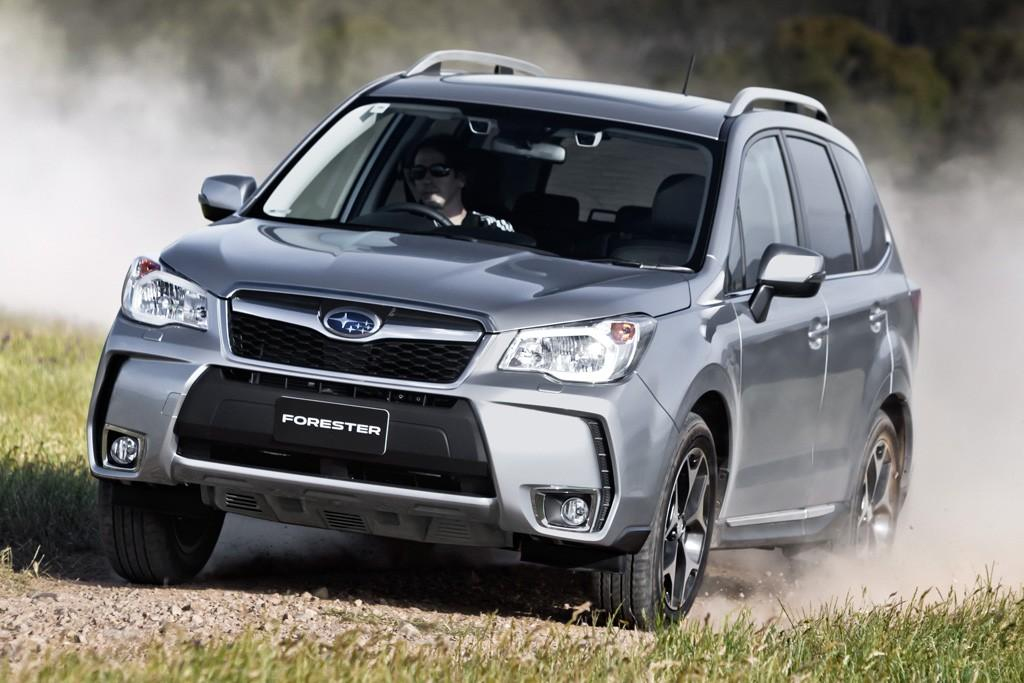 Subaru Forester 2013 XT and XT Premium: Launch Review - www