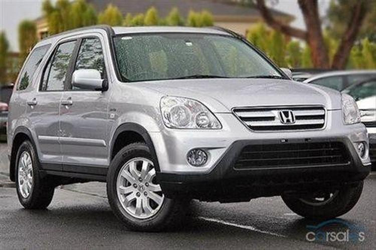 Used Car Advice: Honda CR-V (2002-05) - www carsales com au