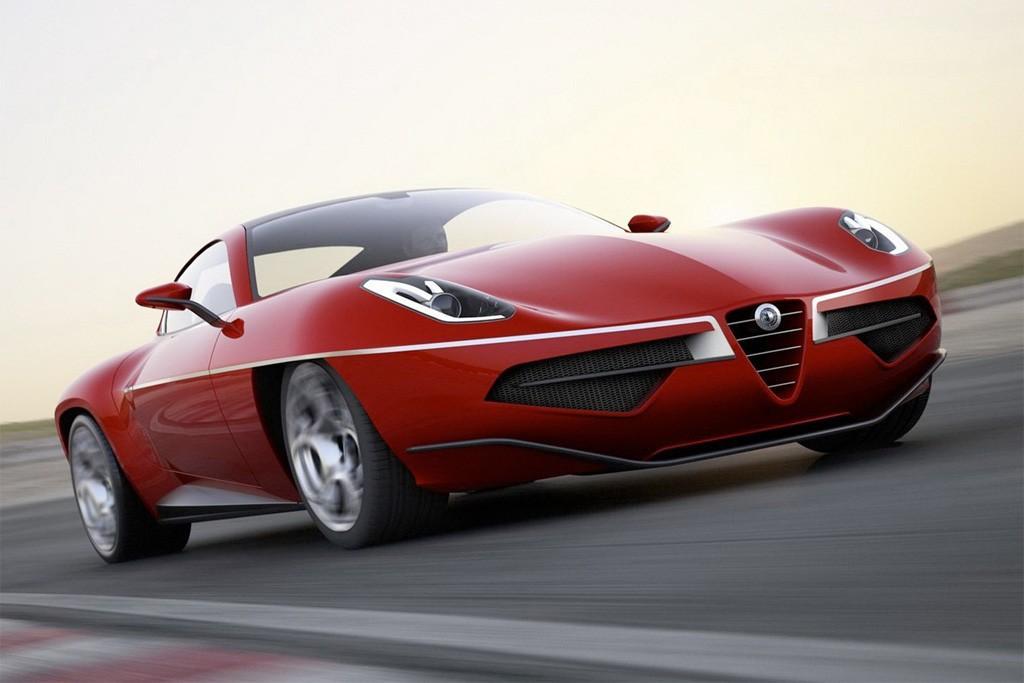 Alfa Romeo Disco Volante For Sale >> Geneva Motor Show Alfa Romeo Disco Volante Concept Www