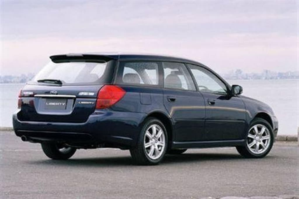 Subaru Liberty (2003-) - www carsales com au