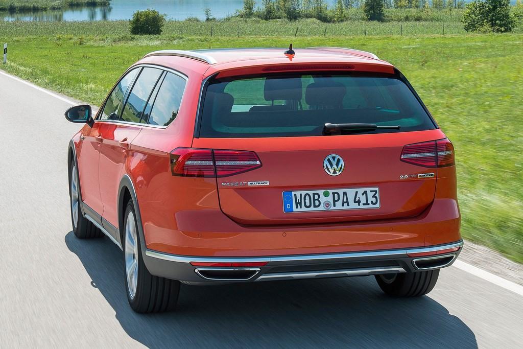 Volkswagen Passat Alltrack 2015 Review - www carsales com au