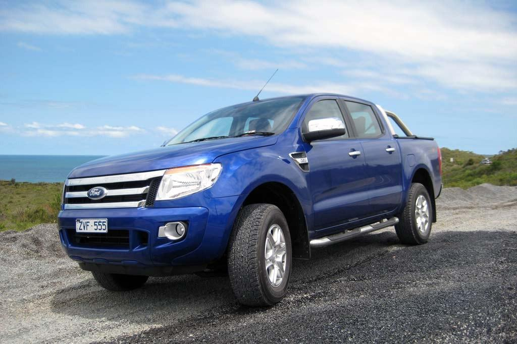 Ford Ranger 2014 Review - www carsales com au