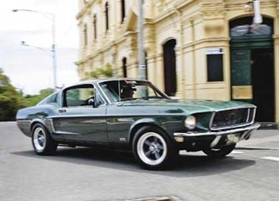 Win a \'68 Bullitt Mustang worth $80,000 - www.carsales.com.au