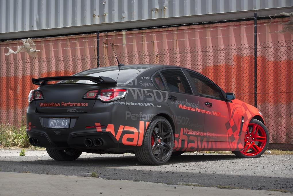 Walkinshaw W507 2015 Review - www carsales com au