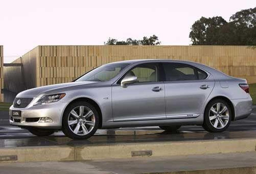 Lexus LS600hL - www carsales com au