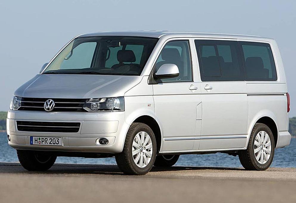 e922b575dff Volkswagen T5 Multivan 4Motion and Transporter 4Motion High-Roof ...