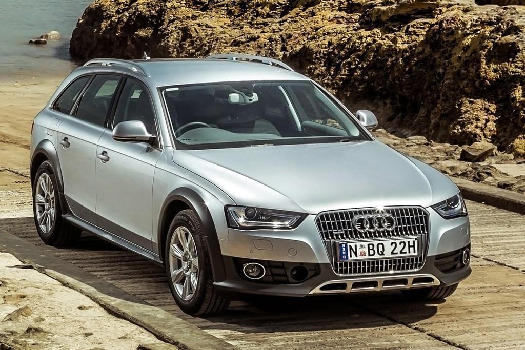 Audi Lands New Allroad Models Wwwcarsalescomau