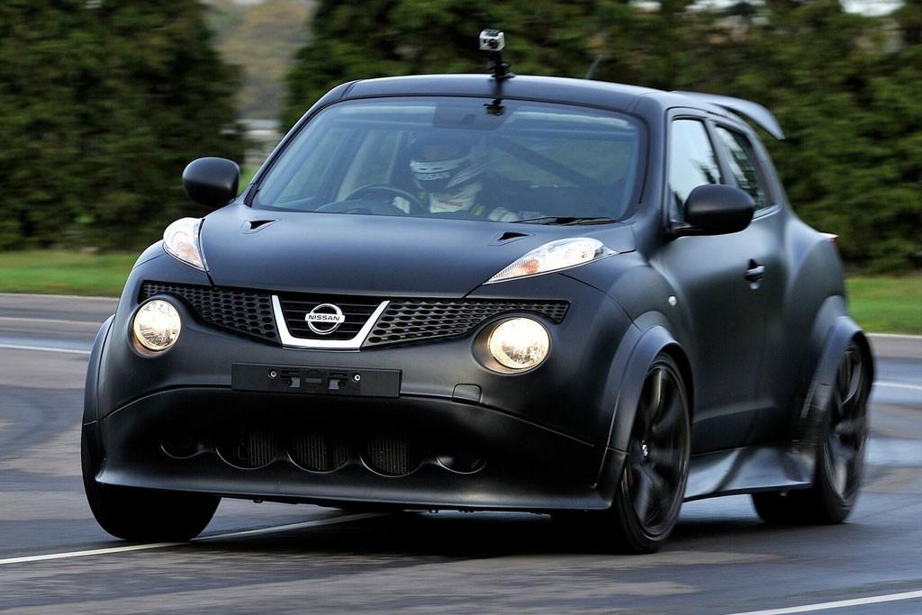 Nissan Juke R: First Drive - www carsales com au