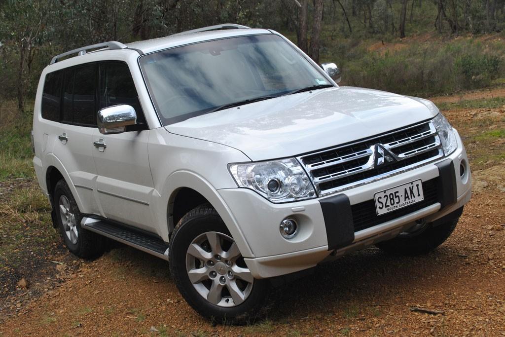Mitsubishi Pajero: Road Test - www carsales com au