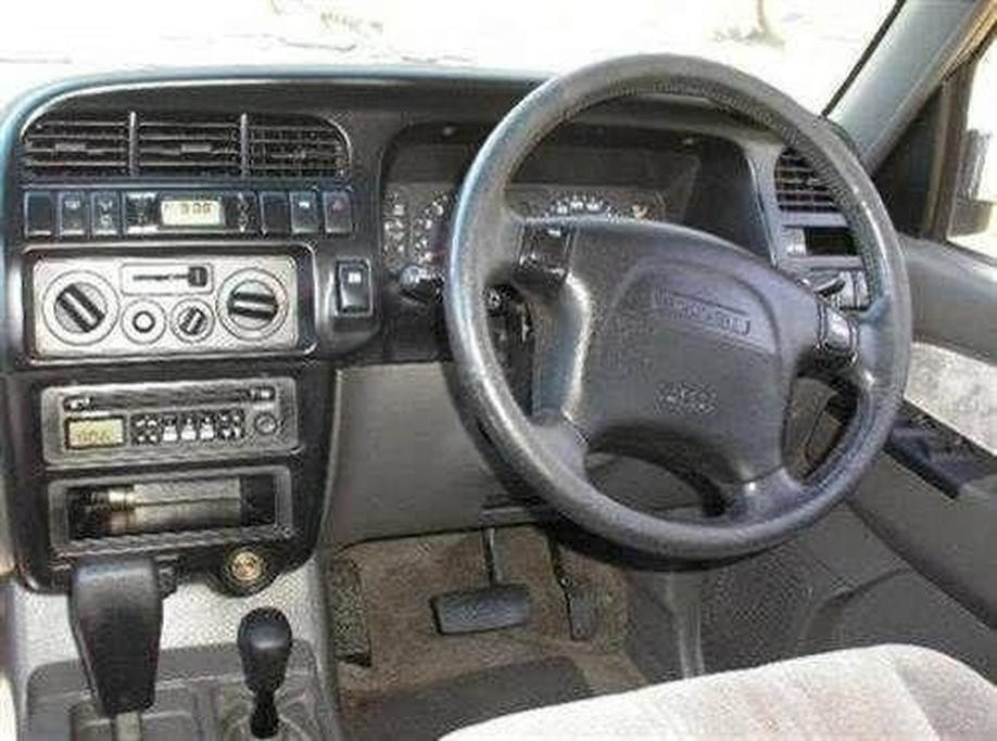 Used Car Advice: Holden Jackaroo (1992-2004) - www carsales