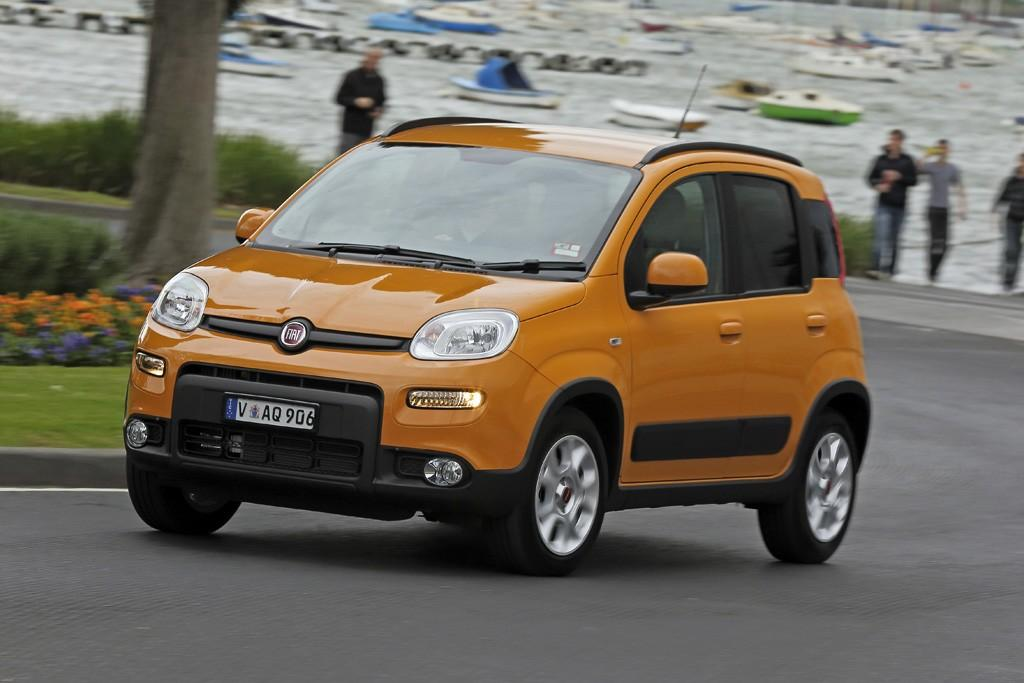 Fiat Panda 2013 Launch Review Carsales