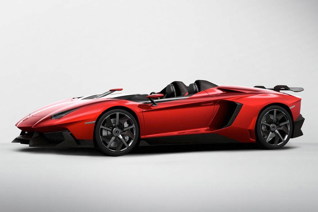 Geneva Motor Show Lamborghini Aventador J Www Carsales Com Au