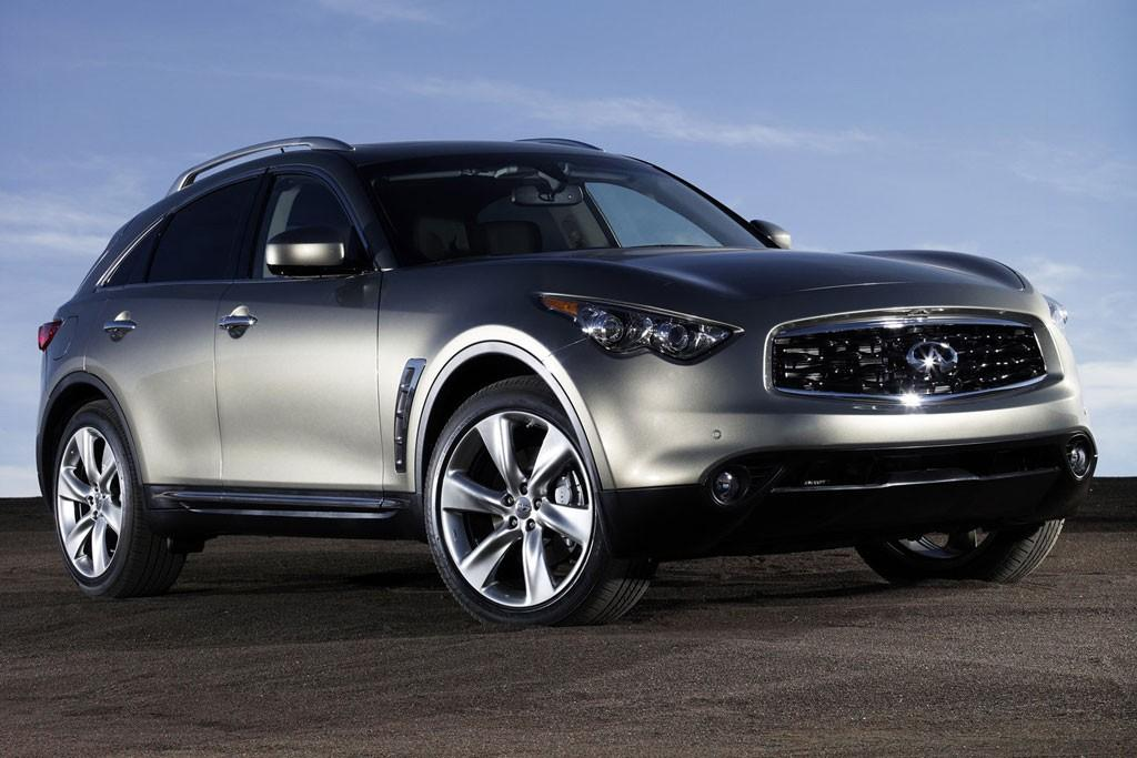 2012 infiniti fx50 review