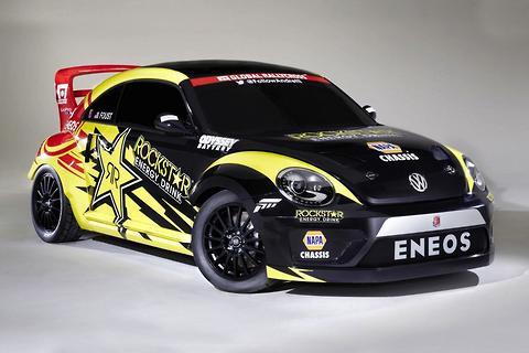 Volkswagen Beetle For Rallycross