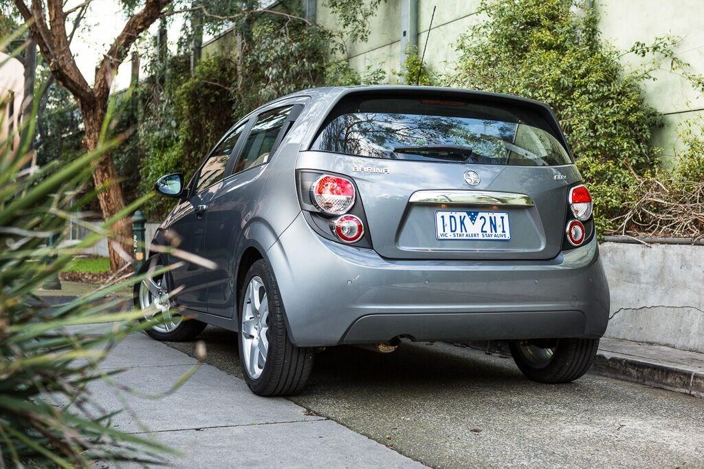 Holden Barina 2015 Review - www carsales com au