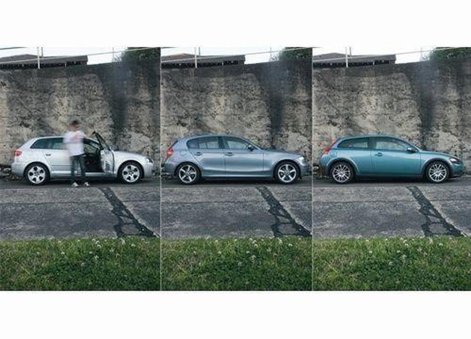 Audi A3 18 Tfsi Sportback Vs Bmw 120i Vs Volvo C30 T5 Www