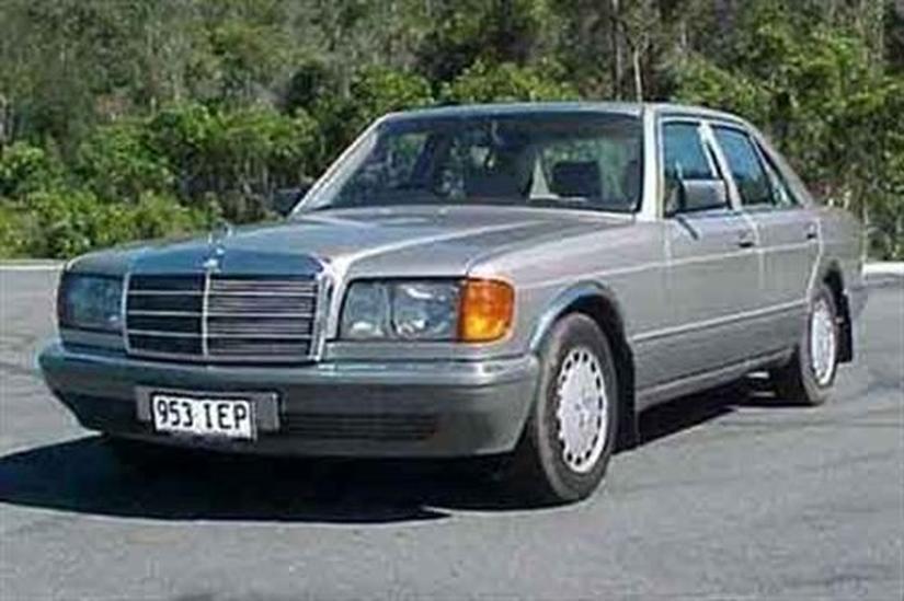 Mercedes-Benz W126 300/420/560 S-Class (1986-92) - www carsales com au