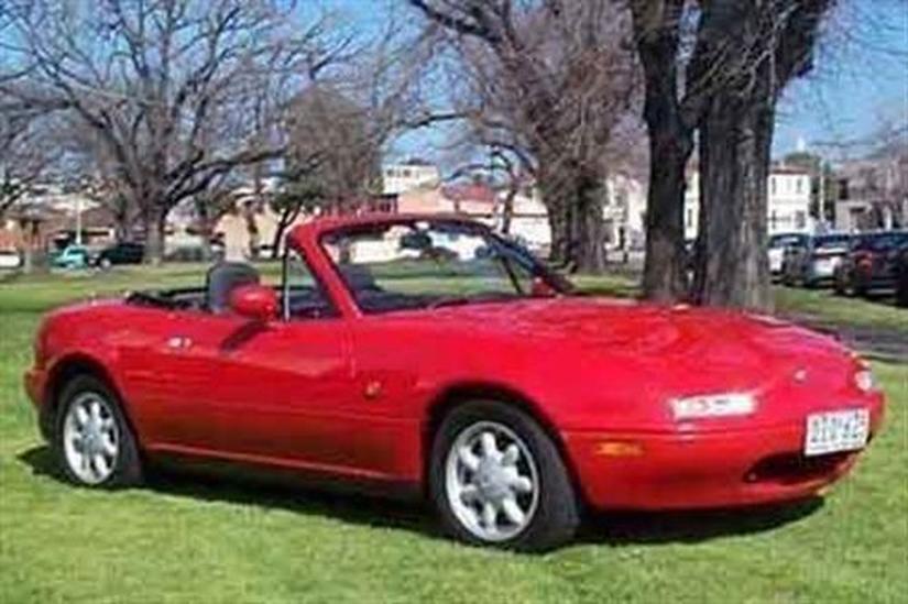 Mazda MX-5 Sports (1989-1997) - www carsales com au