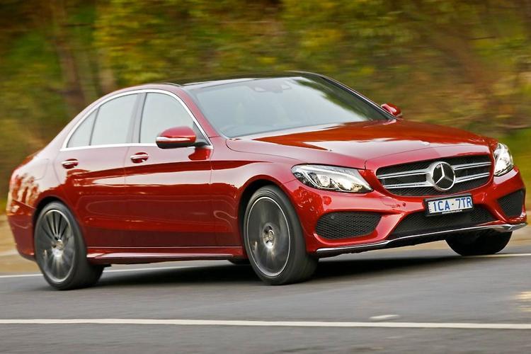 Mercedes-Benz C250 and C250 Bluetec 2014 Review - www carsales com au