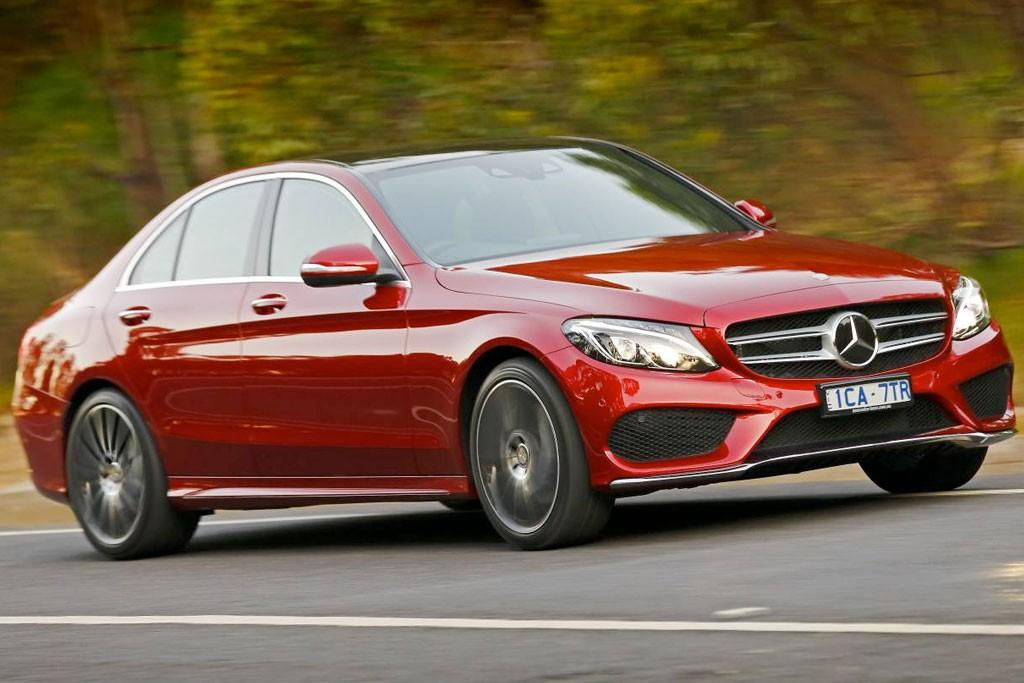 Mercedes-Benz C250 and C250 Bluetec 2014 Review - www