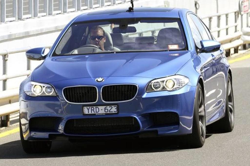 BMW M5: Road Test - www carsales com au