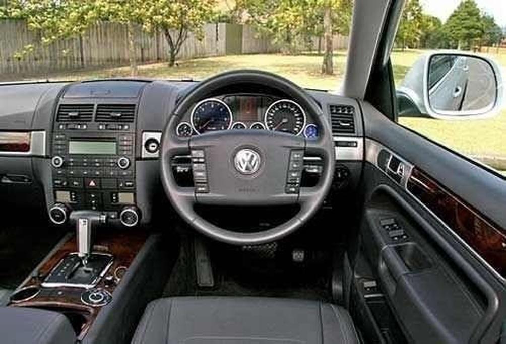 Long-term Test: Volkswagen Touareg V6 3 0 TDI - Great, but