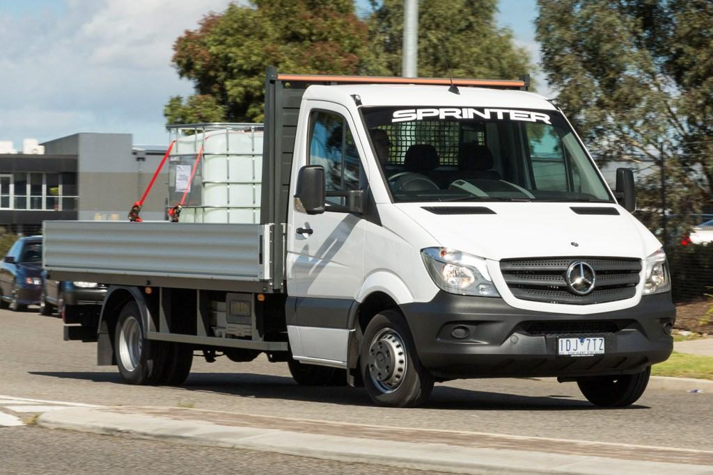 465bd6b815 Mercedes-Benz Sprinter 2015 Review - www.carsales.com.au