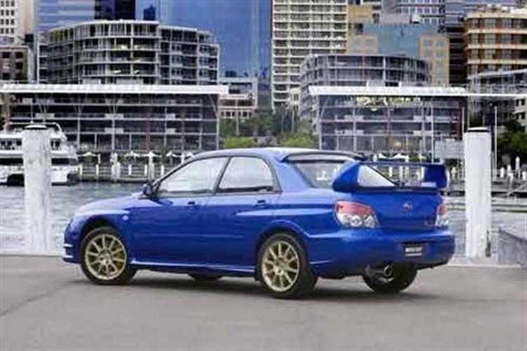 Subaru Impreza (2006-) - www carsales com au