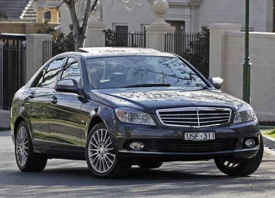 Mercedes-Benz C200 K & C220 CDI - www carsales com au