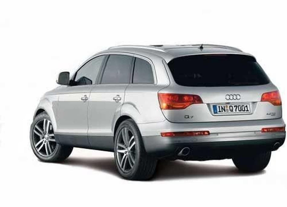 Audi Q7 4 2 TDI - www carsales com au