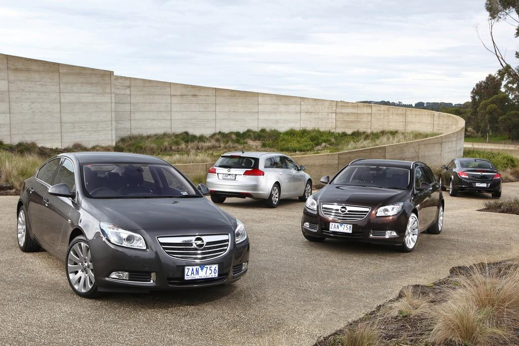 Opel Insignia 2013: Launch Review - www carsales com au