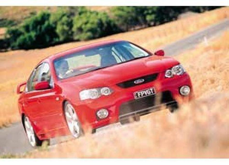 Used Car Advice: FPV BA GT/GT-P (2003-04) - www carsales com au