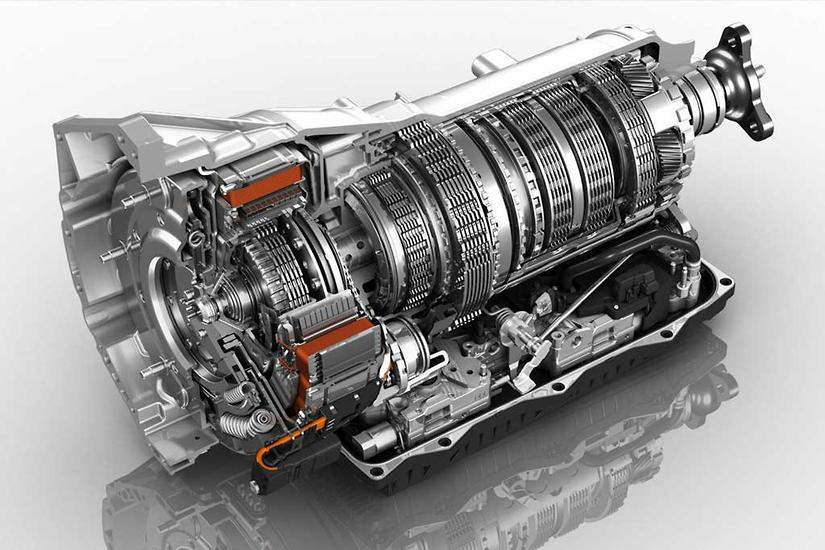 ZF develops off-the-shelf plug-in auto - www carsales com au