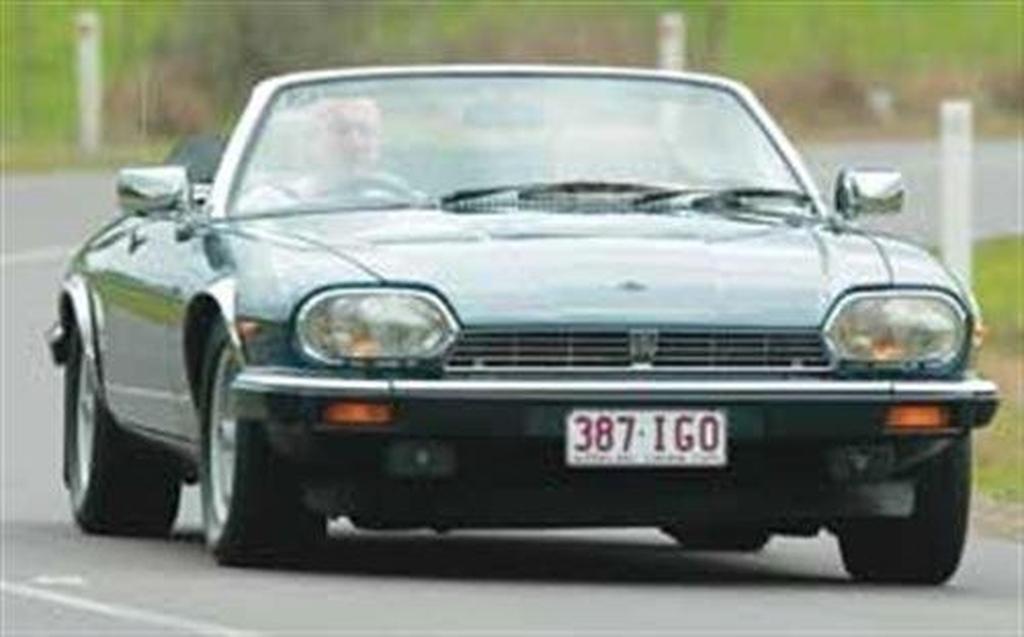Jaguar XJS - www carsales com au