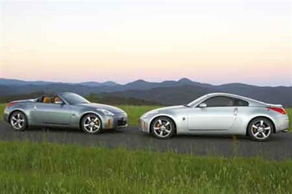 Nissan 350Z (2006-) - www carsales com au