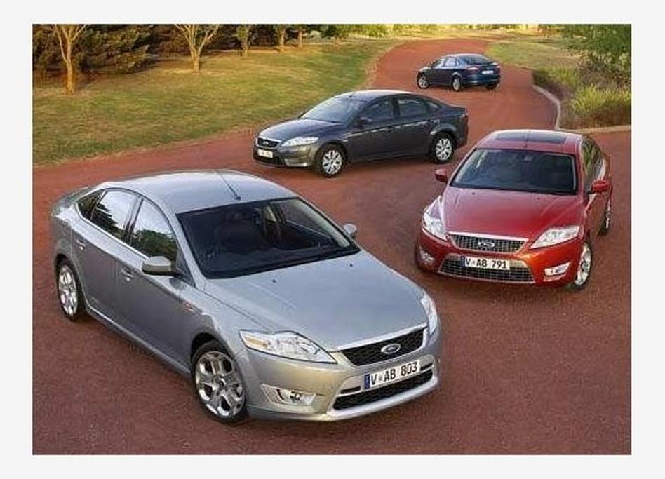 Ford MA Mondeo LX, Zetec, TDCI and XR5 - www carsales com au