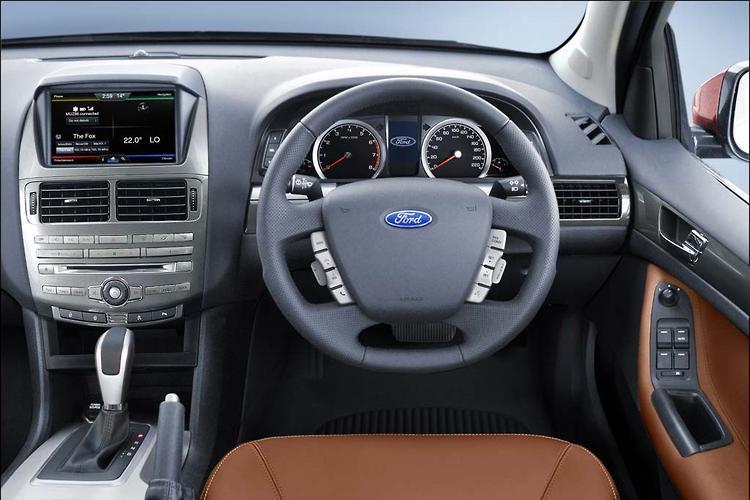 Ford FG X Falcon facts - www carsales com au