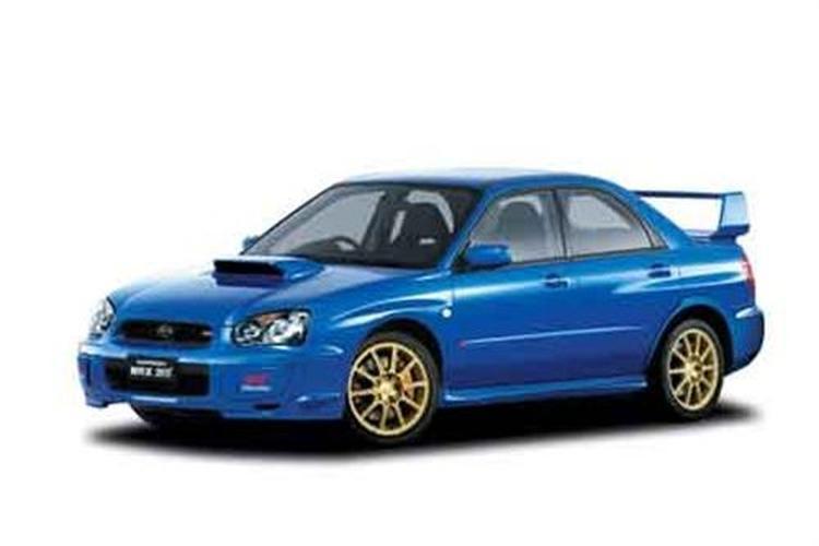 Subaru Impreza 2003 Www Carsales Com Au