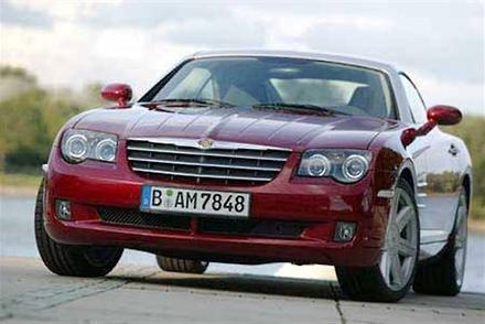 2006 Chrysler Crossfire Auto MY05