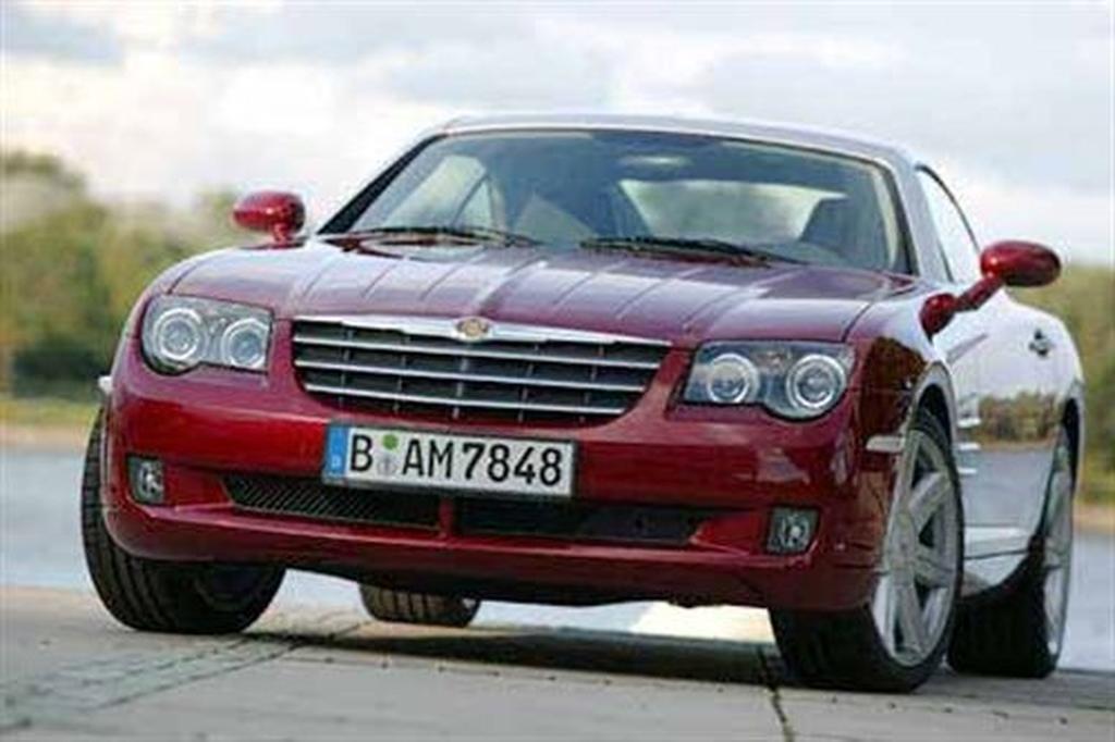 Chrysler Crossfire (2004-) - www.carsales.com.au