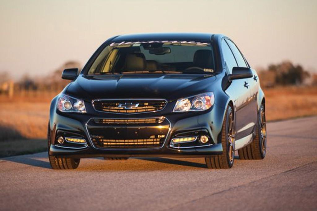 Hennessey's 1000hp Commodore - www carsales com au