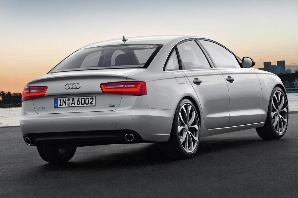 Audi A6: Test Review - www carsales com au