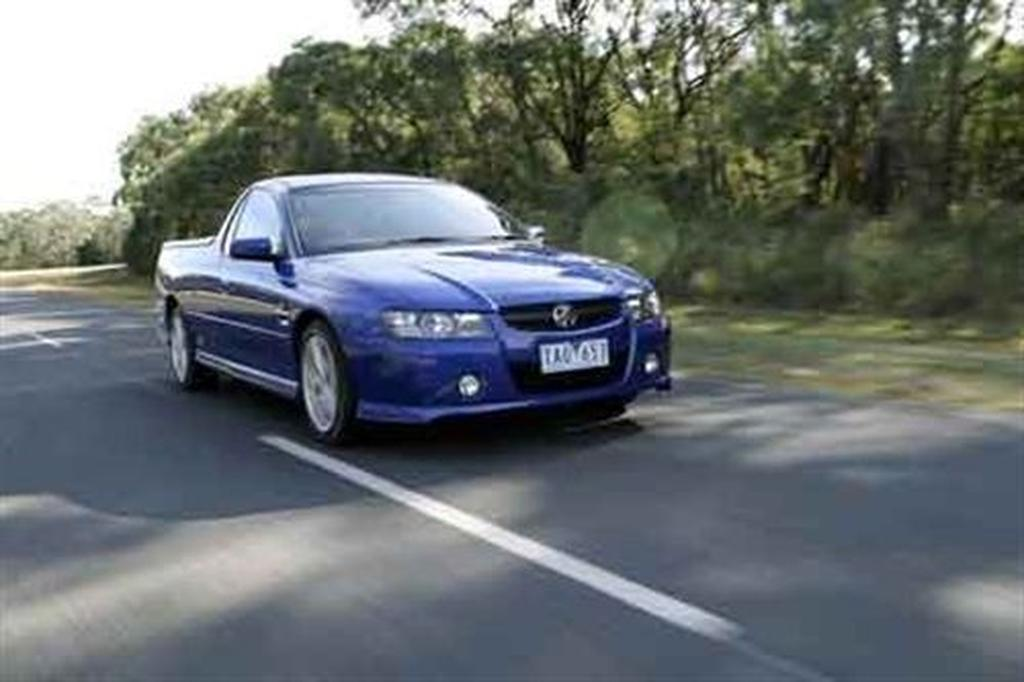 Holden VZ utes (2005-) - www carsales com au