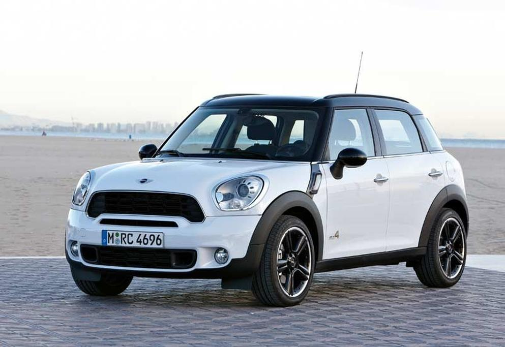 Mini Names New Crossover Wwwcarsalescomau