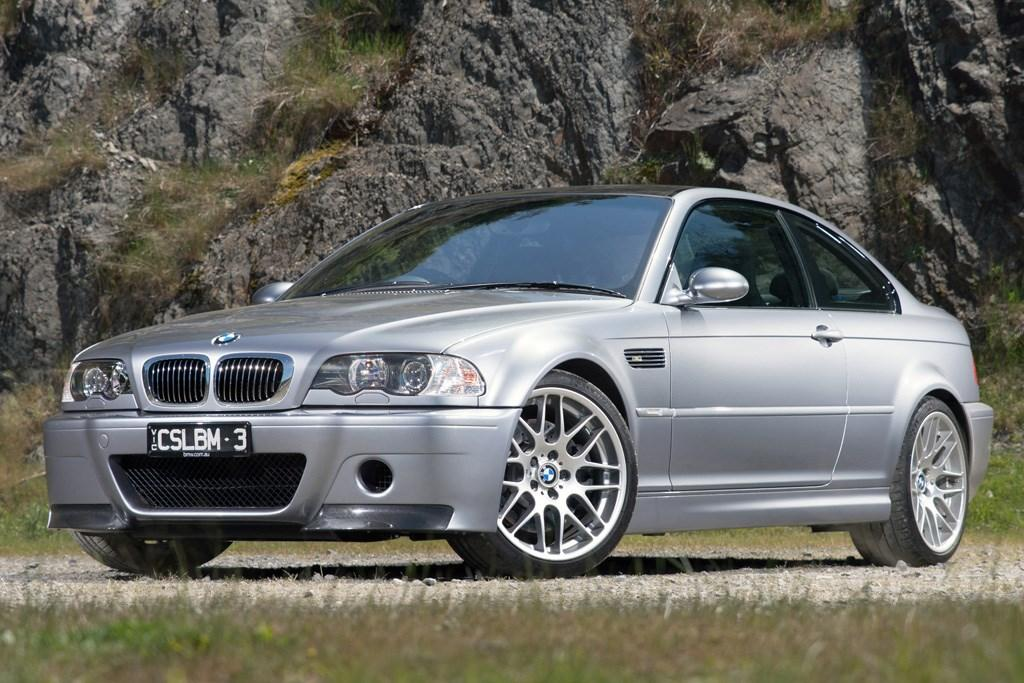 Bmw M3 Csl 2003 Retro Review