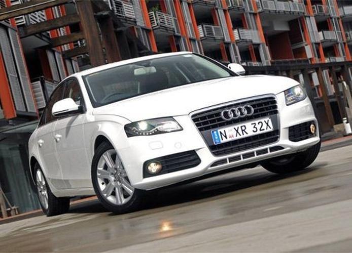 Audi A4 (B8) 1 8 TFSI Multitronic and 2 0 TDI Multitronic - www