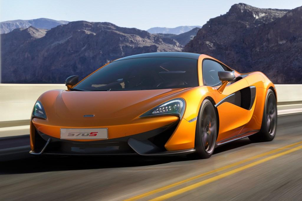 Mclaren Lowers Its Entry Price To 350k Www Carsales Com Au